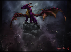 Rise of Evil by Spyro-fan-25