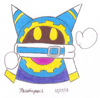 Magolor by MarioSimpson1