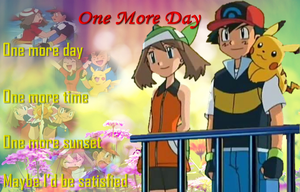 One More Day by AdvanceArcy