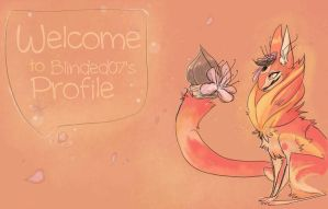 Welcome greeting by Yuroboros