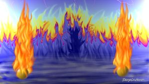 Firewater by ssg-McGary