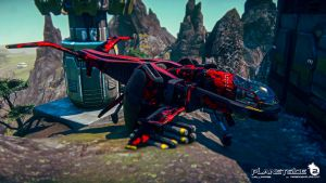 PlanetSide 2 Pan 12012 by PeriodsofLife