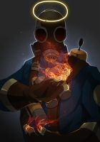 light pyro by biggreenpepper