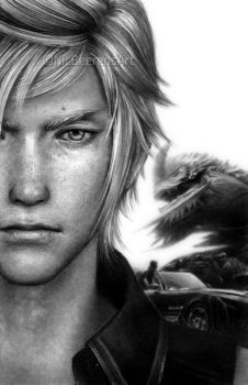 Prompto by Cataclysm-X