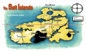 The Islands (Updated) by KristaDLee