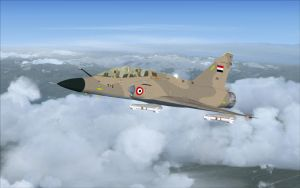 FSX Mirage by julsscorp
