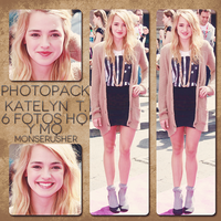 Photopack #10 de Katelyn Tarver by monserusher