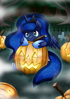 [Reward] Jack Moon Lantern by vavacung