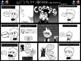 Let's Play Dissidia  by BETGOLD