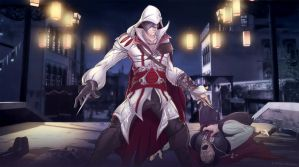 Assassin's Creed II by Diam0nt