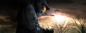 Halo 3 by Mantis33