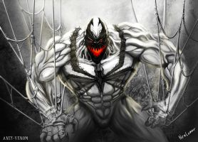 ANTI-VENOM by NEXLAMAR