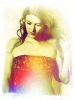 Lucy Griffiths Wallpaper by sparklelemons