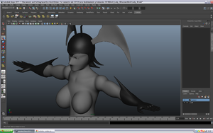 Devil Lady 3D another preview by sav8197