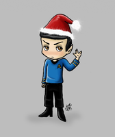 Christmas Is Illogical by ringosdiamond