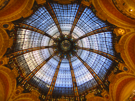 Galeries Lafayette by hardReboot