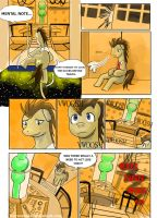 The Doctor's Visit - Geronimo! Page 4 by Inuranma44