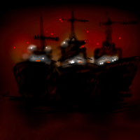 Lurking Sentries  by PeriodicObsession