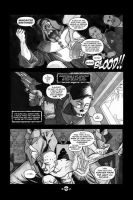 Ghosts with Guns comic, page 2 by Roguehill