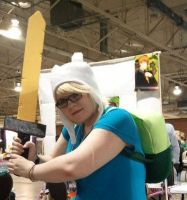 Adventure Time AN 2011 by TaiDaisuke