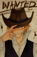::WANTED-Shizuo Heiwajima:: by Suobi-chan