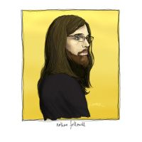 Nathan Followill by nonnynonny