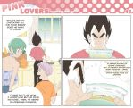 Pink Lovers 46 -S5- VxB doujin by nenee