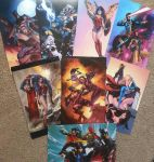Prints for Wizard World San Jose by Ace-Continuado