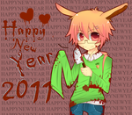Happy New Year by Makenshichrona13