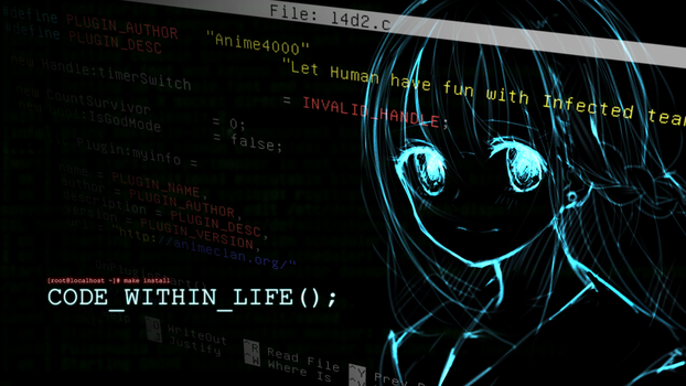 Code Within Life by Anime4000