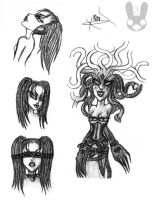 Rin Concepts by Darth-Spanky