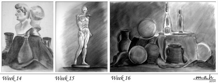 Week 14-15-16 by S-M-A-H