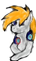 My Digi OC! by MaybyAGhost