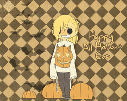 Happy All Hallows Eve by AskFullmetal
