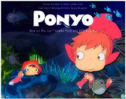 Ponyo Contest 3 by im1happy