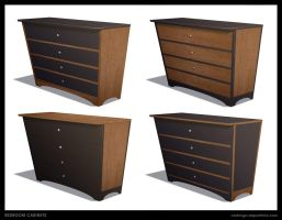 Bedroom Cabinets by CDrice