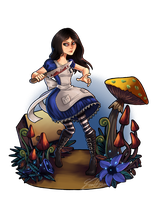 Alice: Madness Returns by sArt-146