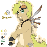 Steam Sprocket by moothequackingcow