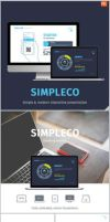 Simpleco - power point presentation template by TIT0