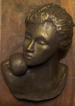 Mother and Child Sculpt Ready to Make Mold by Cleaverroot