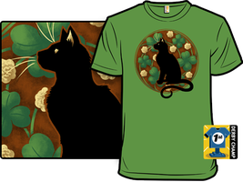 Cat Nouveau - FOR SALE ON WOOT by amegoddess