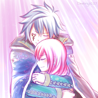Jerza- Safe .:Request:. by Inspired-Destiny