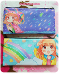 Rainy Day Pencil Case by oceantann