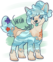 Waterdog Sheela by CloverCoin