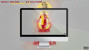 Wesley Sneijder - Galatasaray AS by BMDDesign