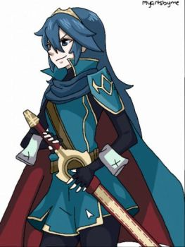 Lucina by arttoinfinity