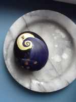 Nightmare before christmas egg by Plugin-baby88