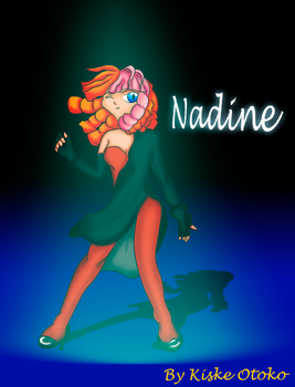 Nadine-(Streets of Fire Costume) by kiske-otoko