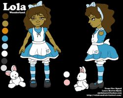 Lola Wonderland Design by Velairennil