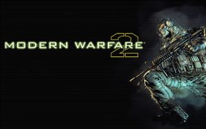 Wallpaper Modern Warfare 2 by SlivErJap